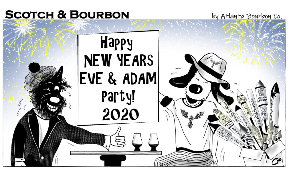 Scotch & Bourbon New Years Eve and Adam Party 2020